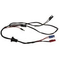 thunderbird: 1964 - 1966: neutral safety switch harness