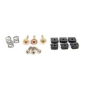 Steering Wheel Insulator, 1965 - 67 Mustang Hardware Kit Deluxe Wheel All Classic Parts