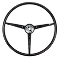 Steering Wheel, 1967 Mustang (Black) All Classic Parts