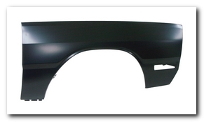 Front Fender, 1970 - 71 Dodge Dart RS AMD