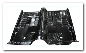 Floor pan, 1966 - 70 Belvedere Full OE Style AMD