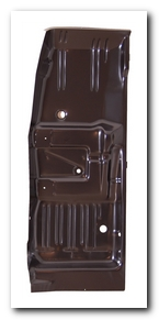 Floor pan, 1967 - 69 Barracuda RS AMD