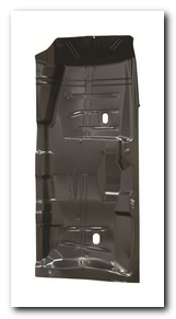 Floor Pan Patch Panel, 1964 - 67 Pontiac GTO RS (Front) AMD