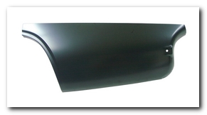 Quarter Panel, 1967 - 69 Barracuda Lower Rear Patch LS AMD
