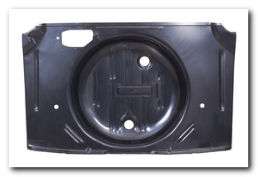 Trunk Floor, 1967 - 69 Barracuda AMD