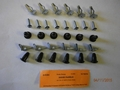 Door Panel Fasteners, 1964 - 72 El Camino  AMK