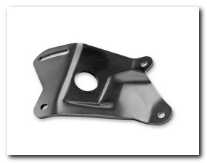 Power Steering Pump, 1967 - 69 Mustang Adjuster Bracket (289, 302) Scott Drake