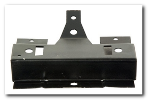 Console Mounting Bracket, 1967 - 68 Mustang (Overhead, Front, Coupe & Fastback) Scott Drake