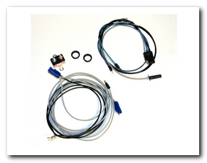 Fog Light Wiring Conversion Kit, 1968 Mustang Scott Drake
