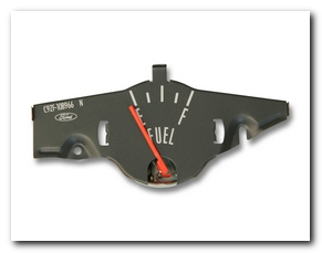 Fuel Gauge, 1970 Mustang (Gray) Scott Drake