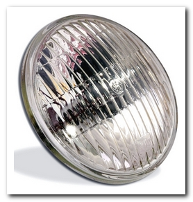Fog Light Bulb, 1965 - 68 Mustang (G.E. Clear) Scott Drake
