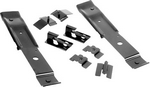 Seat Frame, 1964 - 67 GTO Front Bracket Set 9 Pieces Dynacorn