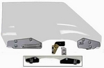 Door Glass Kit, 1969 - 70 Mustang LS (Coupe & Cnvrtbl) Dynacorn