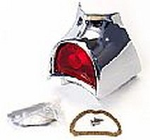Tail Light Assembly Set, 1957 Bel Air Gene Smith Parts