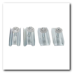 Molding Clip Set, 1964 Impala (Quarter C 8 Pieces) KNS