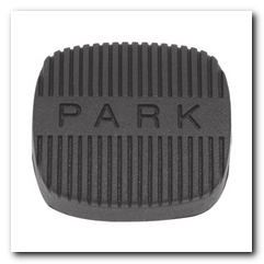 Park Brake Pad, 1958 - 64 Bel Air KNS