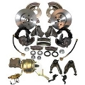 Power Disc Brake Kit, 1964 - 69 Barracuda  Master Power Brakes