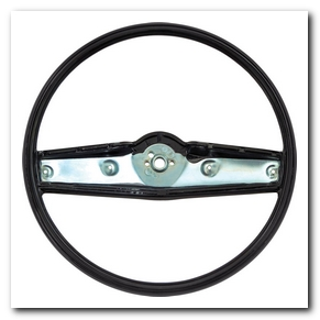 Steering Wheel, 1969 - 70 Nova Black OER