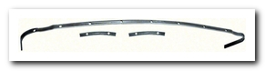 Convertible Tack Strip, 1967 - 69 Firebird  OER