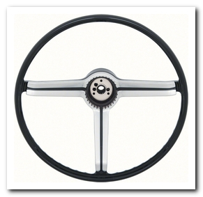 Deluxe Steering Wheel, 1968 Nova  OER