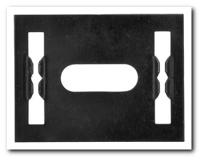 Door Panel Mounting Clip Bracket, 1972 - 77 Camaro (2