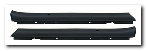 Upper Door Panel Trim, 1970 - 73 Camaro (Pair) OER