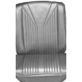 Bucket Seat Cover Set, 1965 Impala Black SS Models PUI