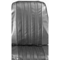 Bucket Seat Cover Set, 1966 Impala Black PUI