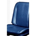 Bucket Seat Cover Set, 1966 Lemans Blue PUI