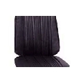 Bucket Seat Cover Set, 1967 Lemans Black PUI