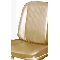 Bucket Seat Cover Set, 1967 Lemans Gold PUI