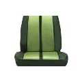 Bucket Seat Cover Set, 1968 GTX Dark Green And Light Green PUI
