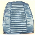 Bucket Seat Cover Set, 1969 Barracuda Bright Blue Standard Model PUI