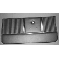 Door Panel Set, 1964 El Camino Black PUI