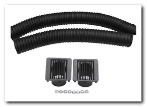 Dash Vent Set, 1968 - 70 Belvedere (With Hoses) Quirey Quality