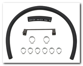 Front Fuel Line Kit, 1970 - 72 Charger (Hemi & 440) Quirey Quality