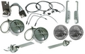 Fog Light Kit, 1967 Mustang  Restoration Parts Source