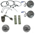 Fog Light Kit, 1968 Mustang  Restoration Parts Source